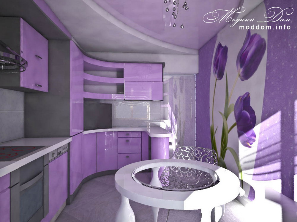 Кухни дизайн фото портфолио
