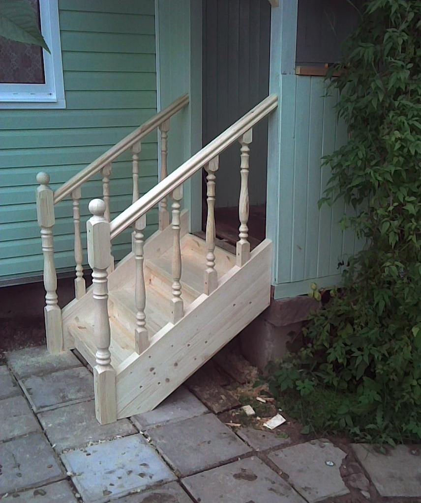 Как сделать лестница своими руками на второй этаж